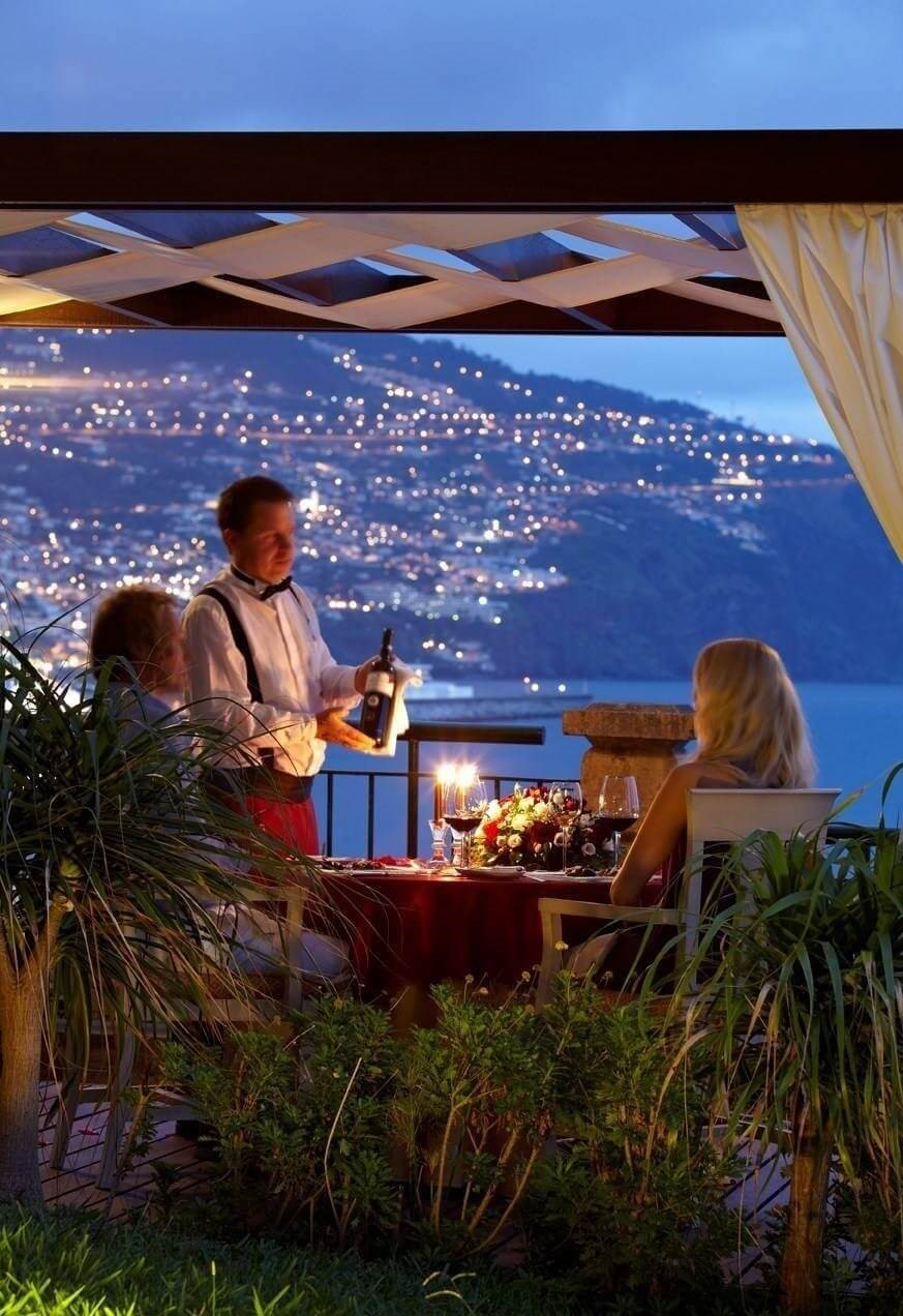The Cliff Bay - Romantic Dinner