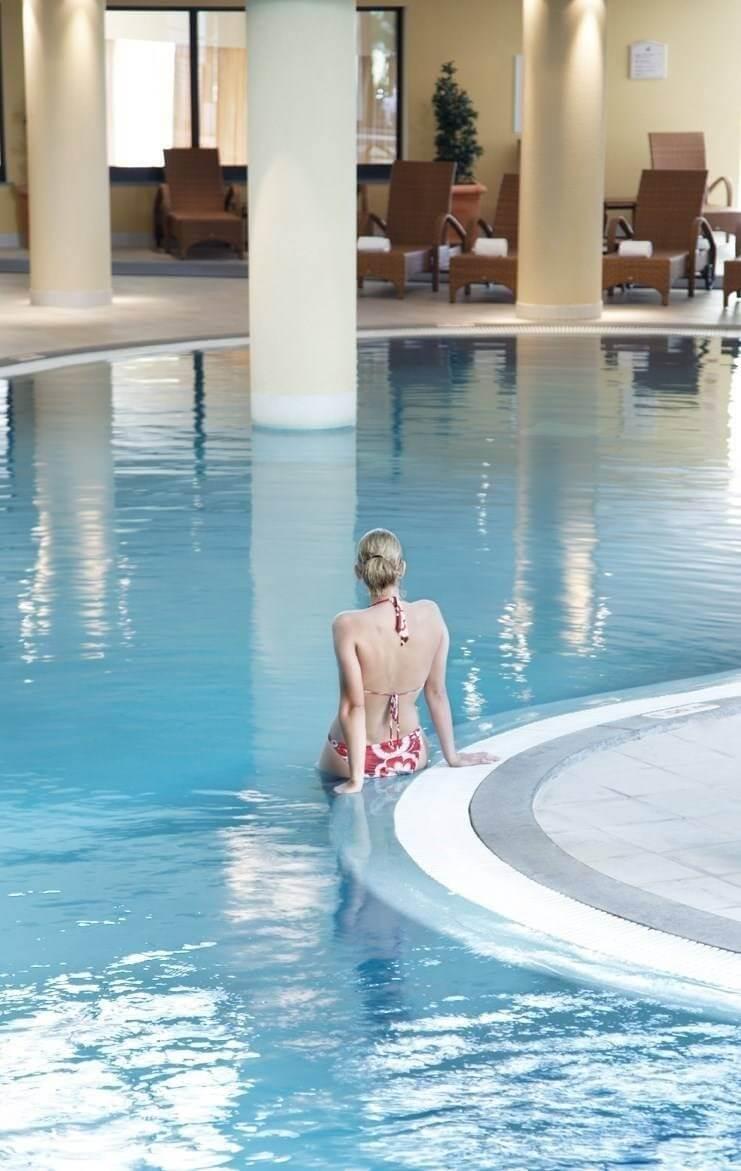 Eden Mar - Indoor Pool