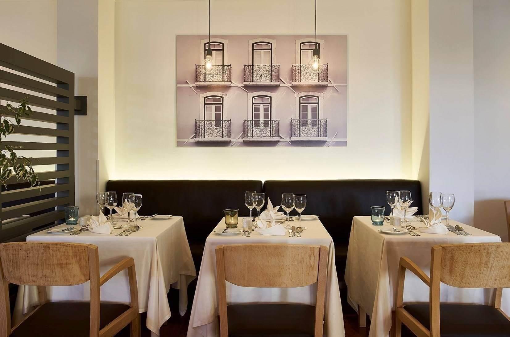 Vila Porto Mare - Alfama Restaurant