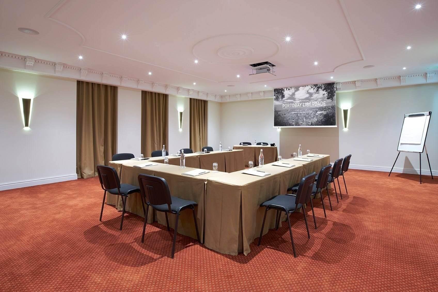 PortoBay Liberdade - Meeting Rooms