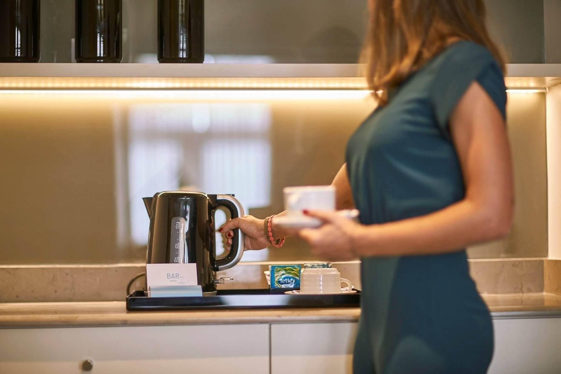 PortoBay Marquês - Coffe & Tea Facilities
